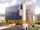 The processing plant - Unity Asset