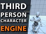 Third Person Character Engine - Unity Asset