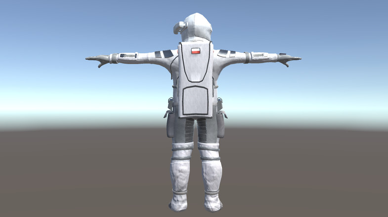 TK - Astronaut