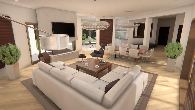 TM's Living Room Interior Pack