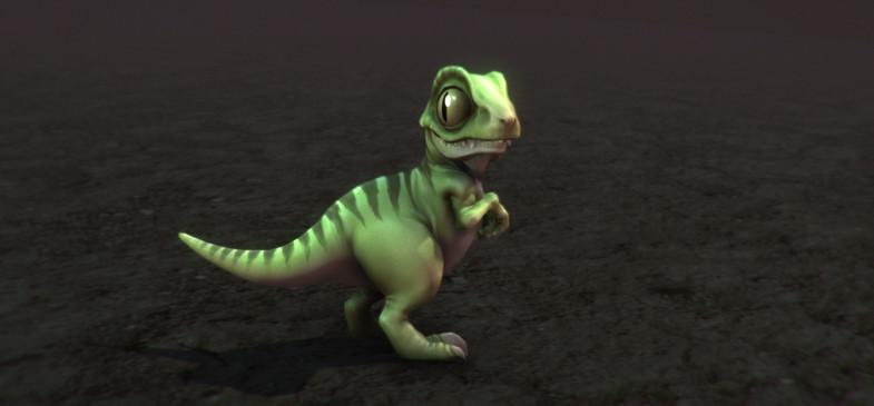 Toon Dinosaurs