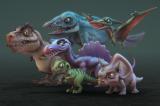 Toon Dinosaurs - Unity Asset