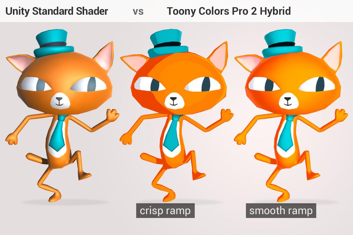 Toony Colors Pro 2