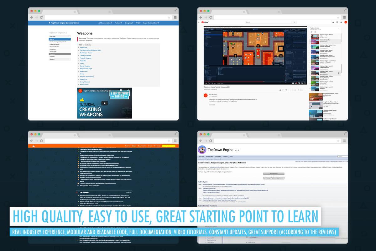 TopDown Engine