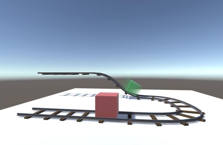 Tracks and Rails