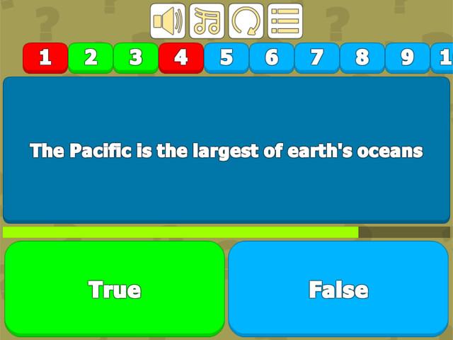 Trivia Quiz Game Template