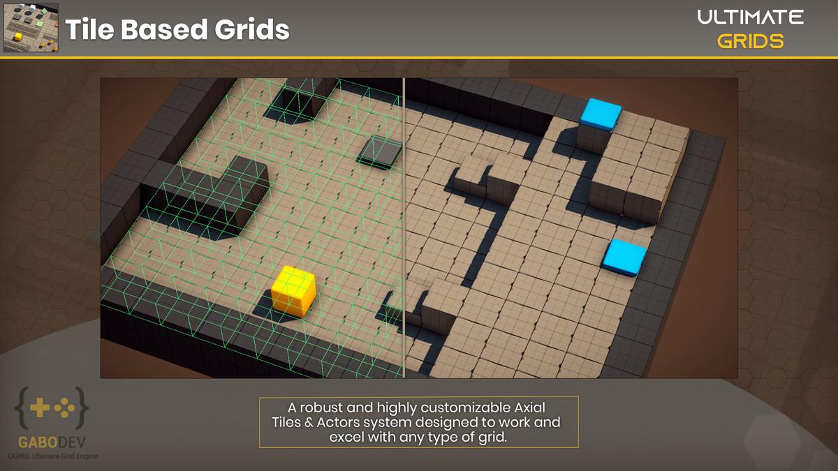 Ultimate Grids Engine