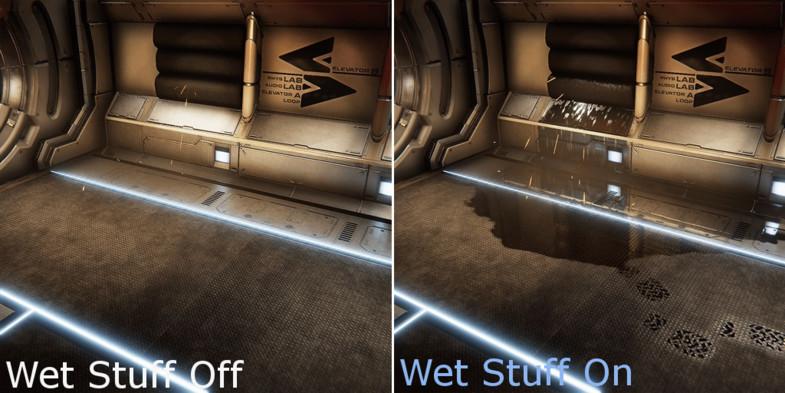 Wet Stuff