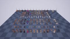 8 Classic Lamps - Unity Asset