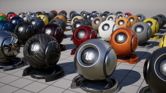 Automotive Materials - Unity Asset