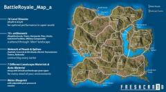 Battle Royale Island Pack - Unity Asset