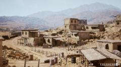 Battlefield Kit - Desert Environment - Unity Asset