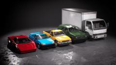 Vehicle Variety Pack - Unity Asset