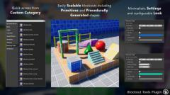 Blockout Tools Plugin - Unity Asset