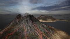 Brushify - Volcano Pack - Unity Asset