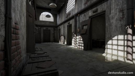 DevTon Abandoned Prison