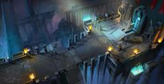 Dwarven Throne Room - Unity Asset