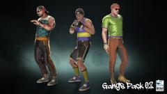 Gangs Pack 02 - Unity Asset