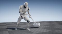 Hammer Animation Set - Unity Asset