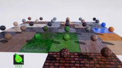 34+ Hand Painted Stylized Materials - Unity Asset