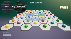 Hex Blocks Game BP vs CPP - Unity Asset