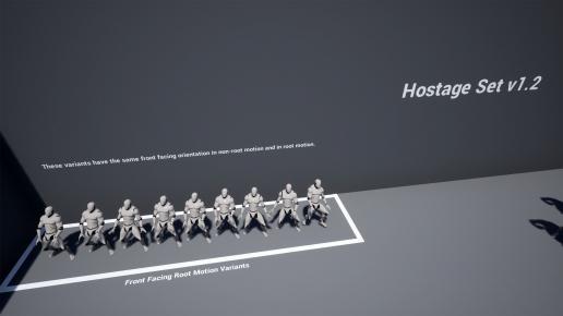 Hostage Set