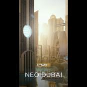 Kitbash3D Neo Dubai - Unity Asset