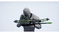 Modern Crossbow Animation Kit - Unity Asset