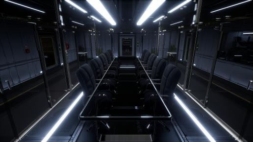 Modular Sci Fi Office