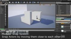 Modular Snap System - Unity Asset
