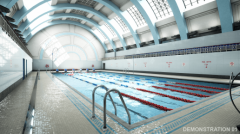 Modular Swimming Pool Megapack - Unity Asset