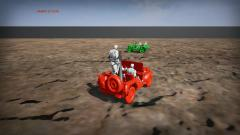 Multiplayer Passenger Vehicle - Unity Asset