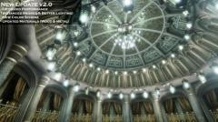Ornate Gothic Dome (Updated) - Unity Asset