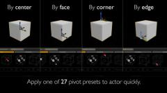 Pivot Tool - Unity Asset
