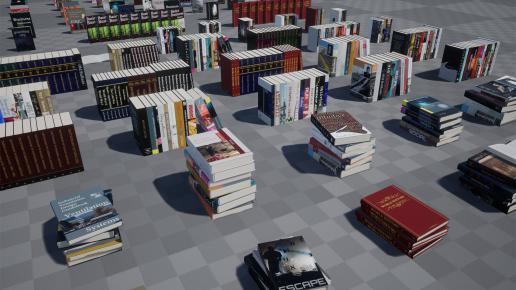 QA Books
