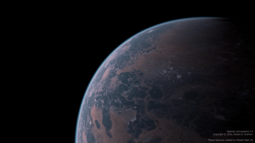 Realistic Atmosphere 2.0