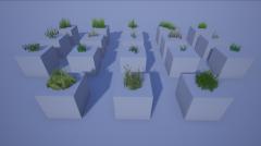 Realistic Grass 1 - Unity Asset