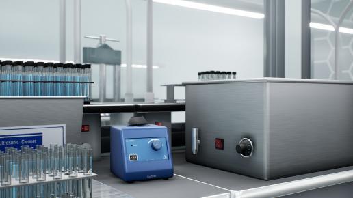 Realistic Lab. Laboratory Equipment