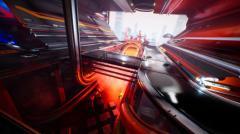 Sci-Fi City Hub Kit - Unity Asset