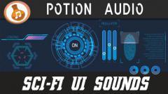 Sci-Fi User Interface Sounds - Unity Asset