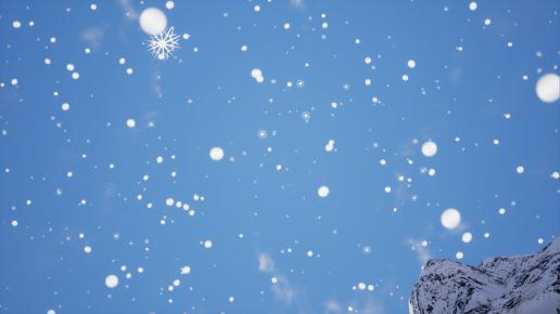 Snowfall VFX