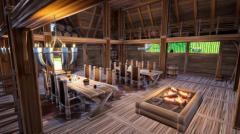 Stylized Viking Environment Pack (Modular Structure) - Unity Asset