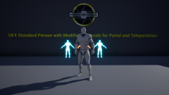 Teleportation and Portal - Unity Asset