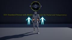 Teleportation and Portal - Unity Asset