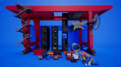 TMPC - Construction Props - Unity Asset