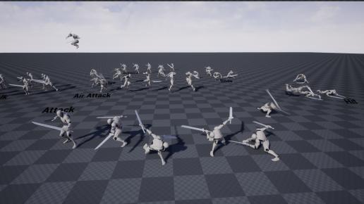 TwinSword Animset Expansion