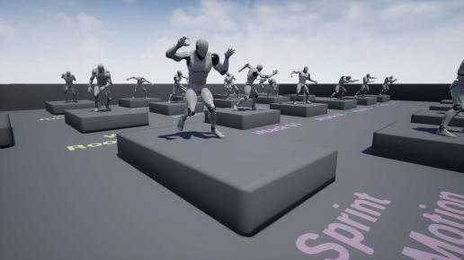 Zombie Animation Pack 1
